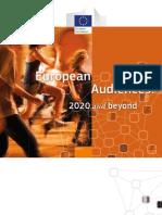 European Audiences Brochure