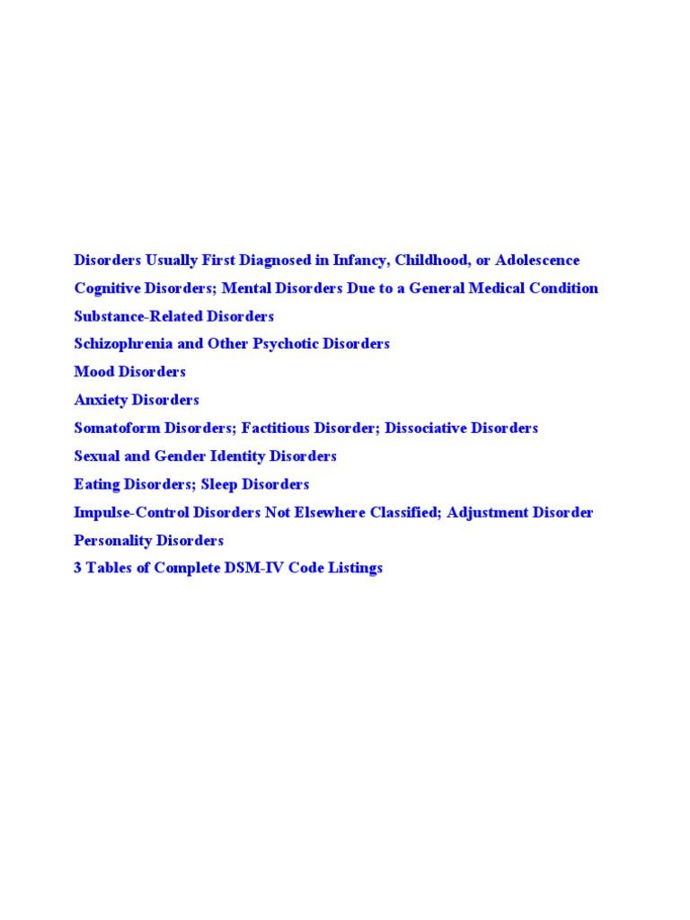 Dissociative Ideny Disorder Signs Symptoms And Dsm 5 Diagnostic Criteria