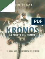 Botaya, Felipe - Kronos, La Puerta Del Tiempo