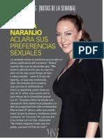 Mónica Naranjo - En Corto - 26.06.13 (II)