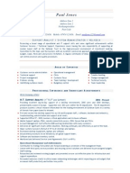 support systems admin cv and resume sample - Iis Systems Administration Sample Resume