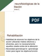 Bases neurofisiológicas de la rehabilitación