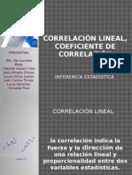 --CORRELACIÓN LINEAL, COEFICIENTE DE CORRELACIÓN[1]