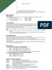 MRP Run Parallel Planning