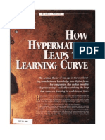 How Hypermation Leaps the Learning Curve (Forbes ASAP, 1993)