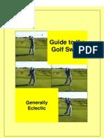Guide Golf Swing