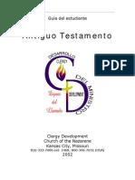 Guia de Estudio Del Antiguo Testamento