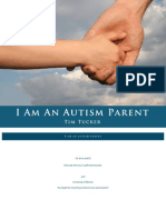 I Am an Autism Parent