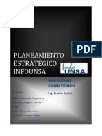 Plan de Marketing Infounsa