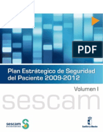 Plan Estrategico Seguridad SESCAM 09-12