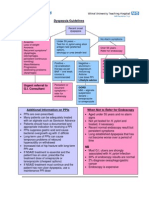 Dyspepsia Guidelines