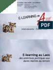 E-Learning Au Laos