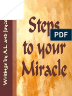 Steps to Your Miracle