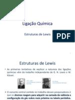 Ligacao Quimica 1 Estruturas Lewis 1 2013