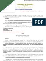 ESTRATÉGIA NACIONAL DE DEFESA - Decreto nº 6703