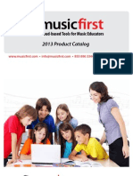 MusicFirst_USCatalog_2013