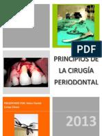 PRINCIPIOS DE LA CIRUGÍA PERIODONTAL