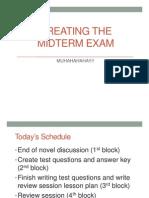 midterm exam instructions