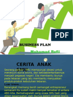 Business Plan Pak Rofi
