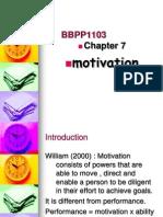 Bbpp-motivation Chapter 7
