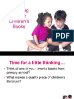 Choosing Books Ppt