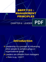 Bbpp Leadership1 Chapter 8