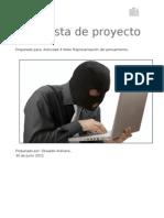 Propuesta de proyecto Wikki Robo de Información