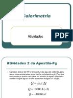 Calorimetria-atividades2 resolvidas da pg7 - Cópia