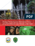 2010 Strategi Pembangunan KalTim Yg Berkelanjutan & Ramah Lingkungan - DRAFT (Oleh DNPI & Prov KalTim)