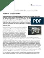 Página_12 __ radar __ Maldito subterráneo
