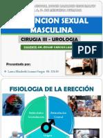 Disfuncion Erectil - Eyaculacion Precoz - Lelv 2013