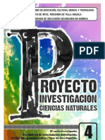 Picn - El Problema de Investigacion - Unidad 1