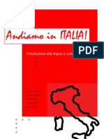 Andiamo in Italia! introduzione alla lingua e culturaiItaliana