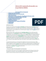 Aspectos teóricos de la operación de secado y su aplicación en productos sólidos