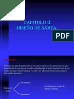 CAPITULO 2  diseño de sarta