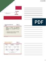Diapositiva de Sistemas de Costos