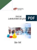 TINS de Quimica General y QUIMICA 1