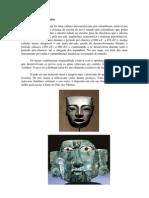 As máscaras Maias