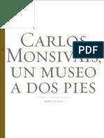 Carlos Monsiváis. Un museo a dos pies