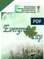 Evergreen City ENBE final A4 Report