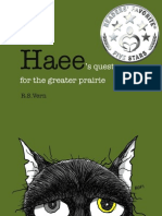 Haee's Quest for the Greater Prairie - Preview (Haee and the other middlings, #3) - R.S. Vern