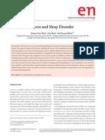 Uno Stress Sleep