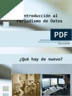 Periodismo de Datos Introduccion