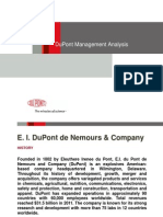 DuPont Strategic Analysis