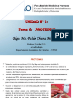 8. Tema Proteinas