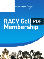 RACV+Golf+Membership+Form