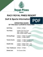 golf+PDF