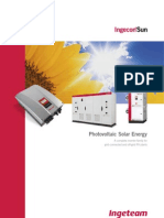 PV Solar Energy