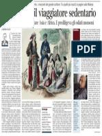 Manganelli, Il Viaggiatore Sedentario. Di Pietro Citati - Corriere Della Sera 15.07.2013