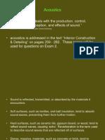 Presentation Acoustics 06